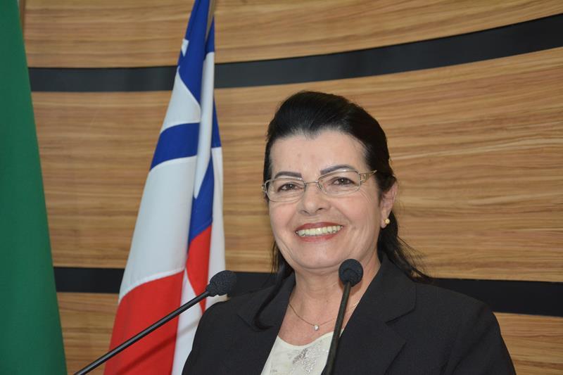 Imagem Lúcia Rocha declara voto favorável ao Finisa 2 e pede inclusão de localidades no investimento