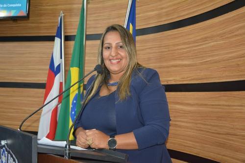 Imagem Nildma destaca atuação do PCdoB em defesa do interesse da população conquistense
