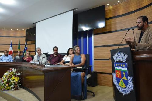 Imagem Câmara promove audiência pública em homenagem ao Dia do Professor