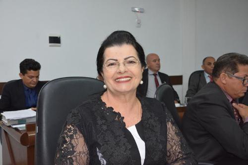 Imagem Lúcia Rocha defende aprovação do Finisa 2