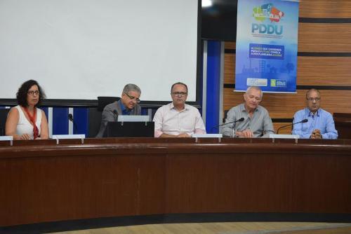 Imagem AUDIÊNCIA PÚBLICA: PDDU é discutido na Câmara de Vereadores