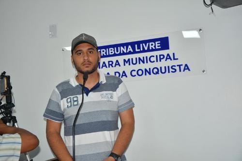 Imagem TRIBUNA LIVRE: João de Mai agradece melhorias realizadas no Povoado da Estiva