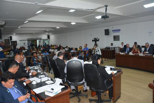 Imagem Pauta da Sessão: Finisa 2 passa por segunda votação na Câmara Municipal