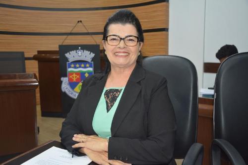 Imagem Lúcia Rocha destaca avanços na Educação Municipal