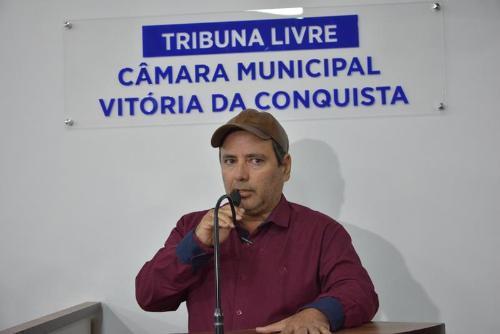 Imagem TRIBUNA LIVRE: Representante do Povoado da Choça fala sobre demandas da região