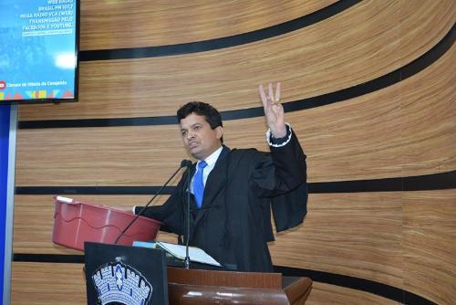 Imagem David Salomão critica atuação do poder judiciário da Bahia e pede reforma no setor