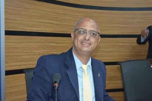 Imagem Dudé fala sobre articulações para a criação da Guarda Municipal em Conquista no atual governo