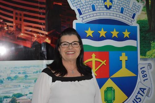 Imagem Lúcia ressalta importância do Finisa 2 e da Guarda Municipal