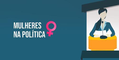 Imagem O papel da mulher na política será tema de audiência na Câmara