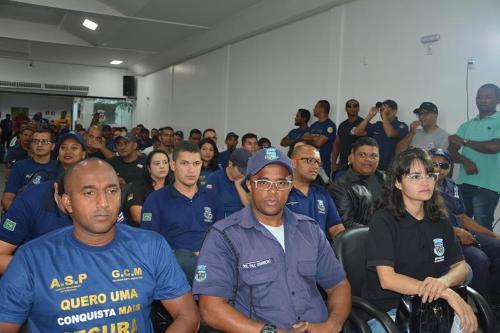 Imagem Pauta: Projeto da guarda municipal movimentou a sessão desta quarta-feira, 11