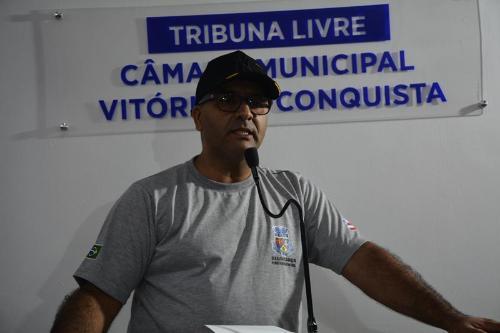Imagem TRIBUNA LIVRE: Agentes patrimoniais defendem criação da guarda municipal com aproveitamento da categoria
