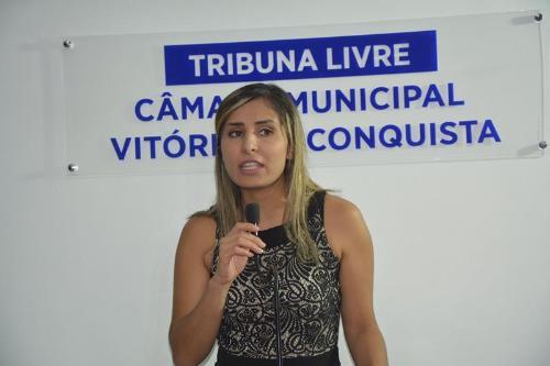 Imagem TRIBUNA LIVRE: Representantes do Hospital de Olhos de Conquista falam sobre a importância da doação de córneas