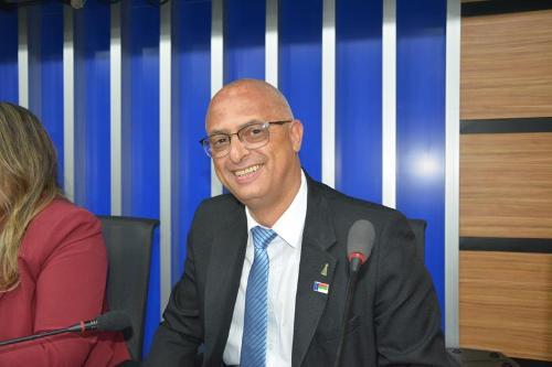 """Imagem """"Chegou a hora da realização do sonho"""", diz Dudé sobre criação da guarda municipal"""