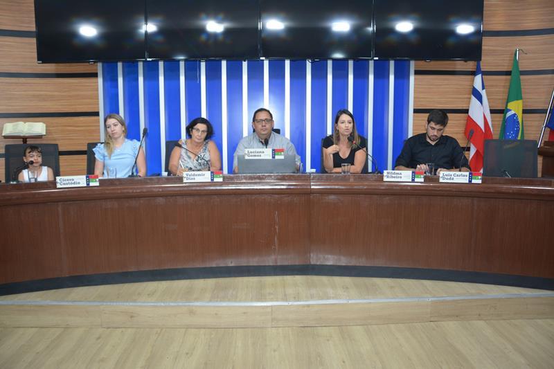 Imagem Câmara debate papel da mulher na política em audiência pública