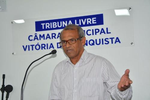 Imagem TRIBUNA LIVRE: Radialista pede intervenção no consórcio com a Via Bahia e fala sobre a barragem de Inhobim