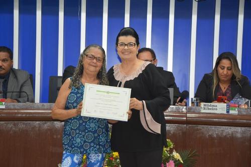Imagem Comunidade Vila do Bem Querer é homenageada na Casa do Povo