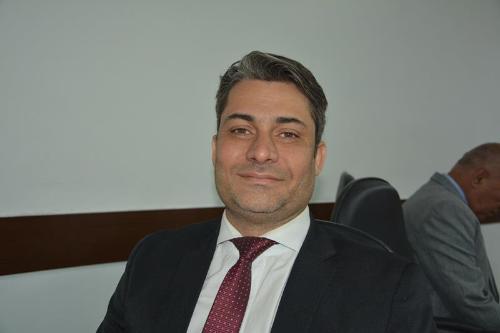 Imagem Rodrigo destaca importância da criação da Guarda Municipal