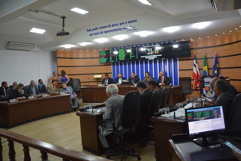 Imagem Câmara Municipal encerra 2019 com a marca do trabalho