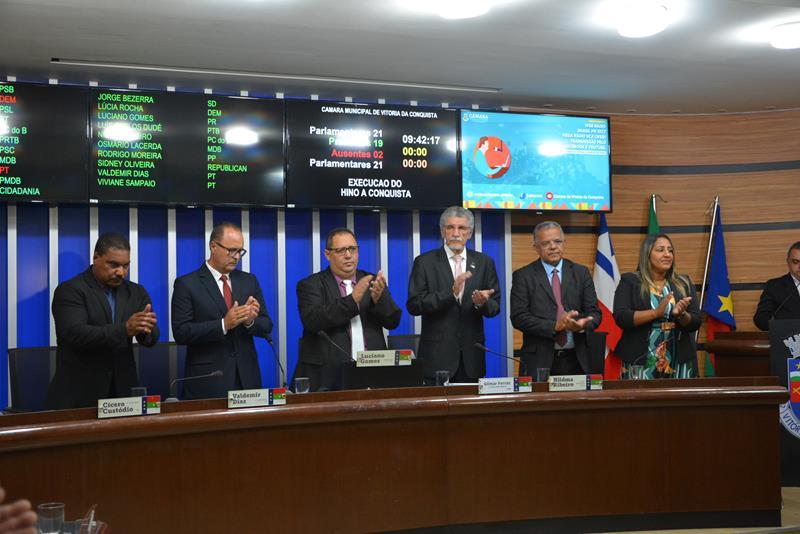 Imagem Sessões legislativas são retomadas nesta sexta-feira com plenário lotado
