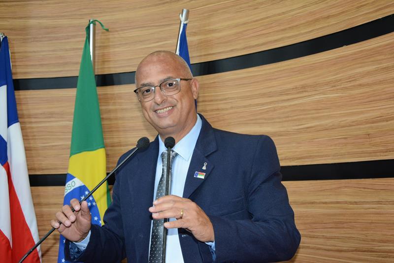 Imagem Dudé questiona discurso de vereadores de oposição e exalta obras do governo Herzem