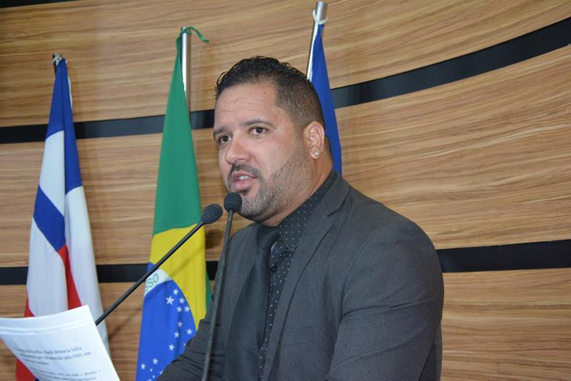 Imagem  Danillo Kiribamba ressalta atuação responsável da Câmara Municipal