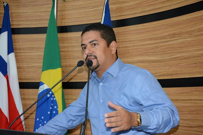 Imagem Presidente da Câmara de Jequié parabeniza Poder Legislativo de Conquista pelos trabalhos