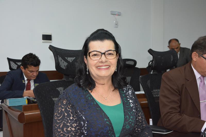 Imagem Lúcia Rocha destaca incentivos da prefeitura para o esporte amador