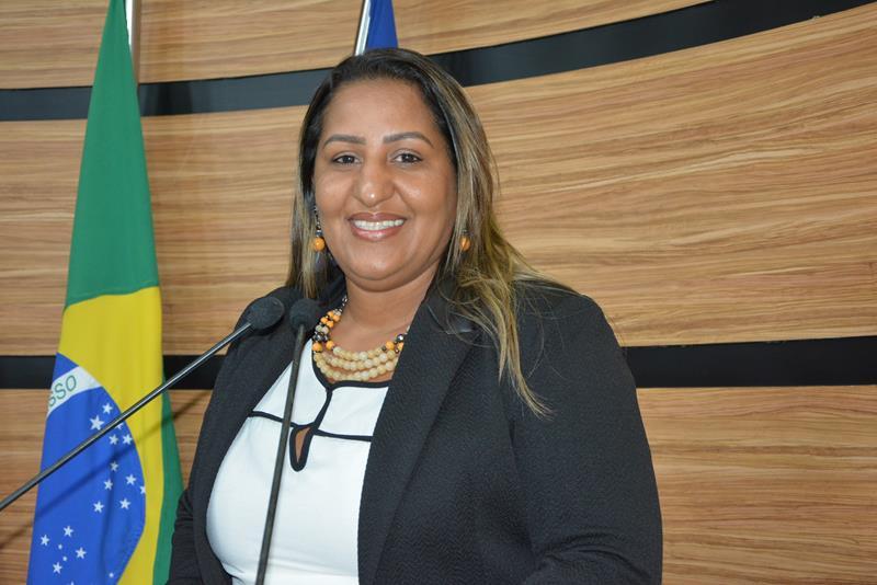 Imagem Nildma Ribeiro cobra fornecimento de EPI's para agentes comunitários de saúde