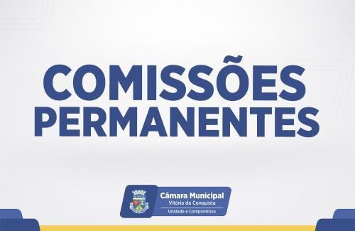 Imagem Câmara de Vitória da Conquista define integrantes das comissões permanentes