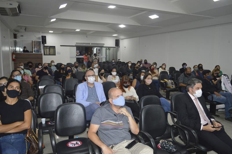 Imagem Sociedade Civil participa de audiência pública sobre o retorno das aulas presenciais