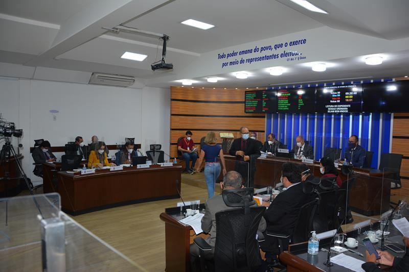 Imagem Câmara Municipal suspende atendimento ao público e retomará sessões virtuais