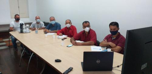 Imagem Em reunião virtual, Comissão de Fiscalização da Câmara pressiona Via Bahia e ANTT sobre obras em Vitória da Conquista
