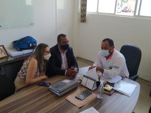 Imagem  Comissão de Saúde identifica baixo estoque de medicamentos para UTIs em Conquista