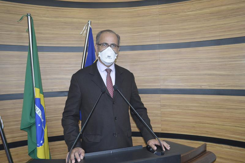 Imagem Augusto Cândido defende alteração no horário do toque de recolher