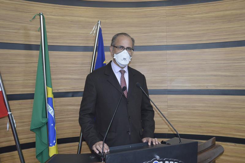 Imagem Augusto Cândido propõe protocolo de atendimento a pacientes com Covid-19