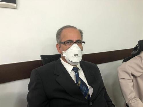Imagem Dr. Augusto destaca atuação do ex-secretário Esmeraldino Correia e critica fala de senador