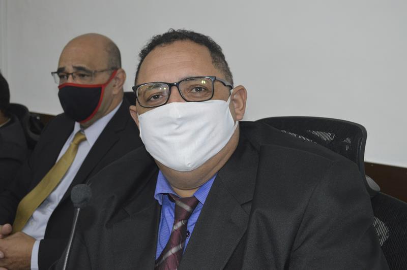 Imagem Luciano diz que posto de saúde da Limeira tem emenda de seu mandato e destaca conclusão do sistema de água de Boa Vista
