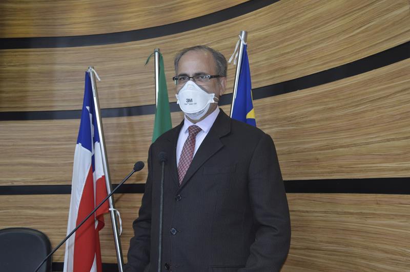 Imagem Augusto Cândido rebate críticas contra ex-gestores da Secretaria de Educação e da Guarda Municipal