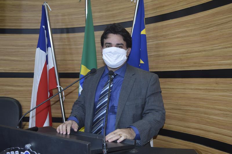 Imagem Andreson Ribeiro denuncia demora na realização dos testes de Covid-19 em Conquista