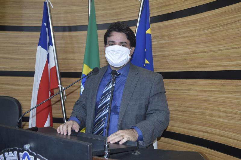 Imagem Andreson cobra mais atenção à saúde pública no município
