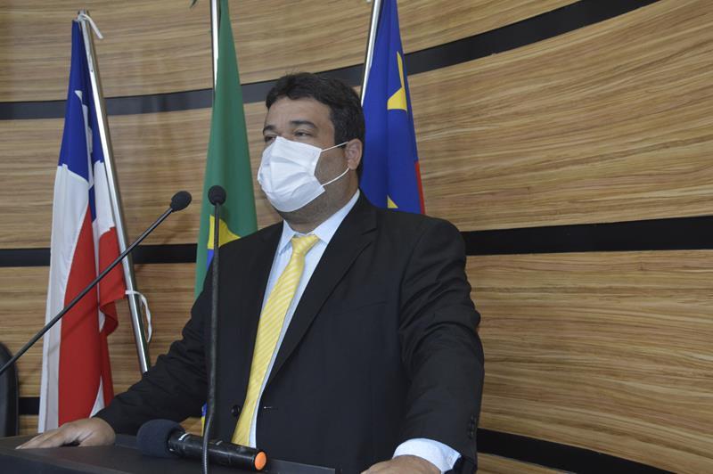 Imagem Ivan Cordeiro anuncia audiência pública para debater implantação do polo têxtil em Vitória da Conquista