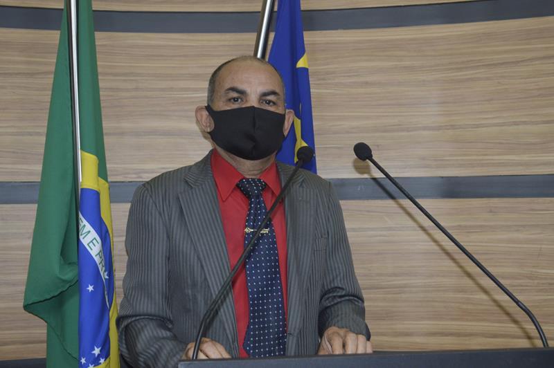 Imagem Bibia relata visita da Comissão de Obras e defende vacinação contra a Covid-19 por faixa etária
