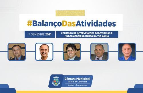 Imagem Primeiro semestre foi de cobranças pela Comissão de Intervenções Rodoviárias à Via Bahia