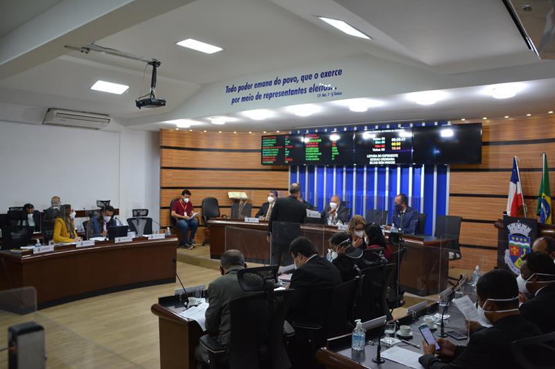 Imagem Sessões presenciais e audiências públicas recomeçam na próxima semana