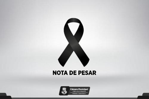 Imagem Nota de Pesar: Câmara lamenta morte do cirurgião dentista Paulino Correia Fonsêca