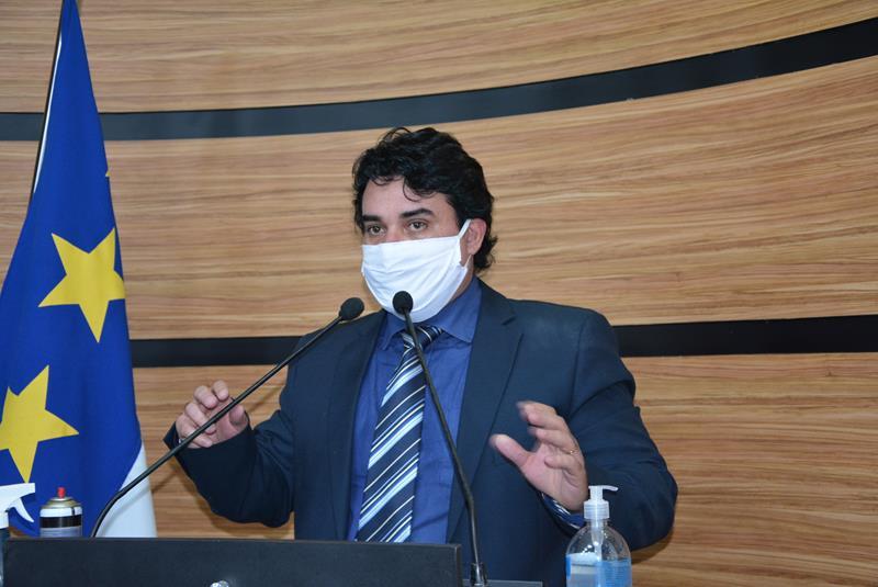 Imagem Dr. Andreson se diz contrário à regulamentação da taxa de lixo pela Câmara