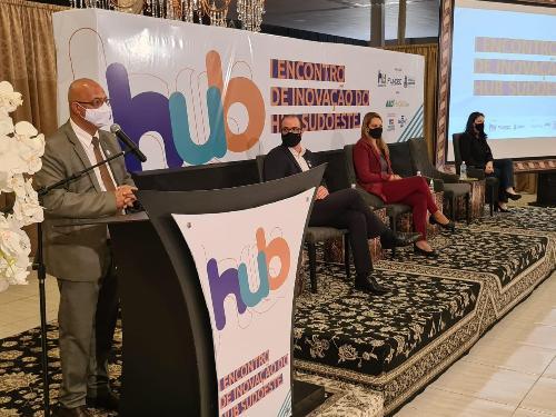 Imagem Câmara participa do I Encontro de Inovação do HUB Sudoeste