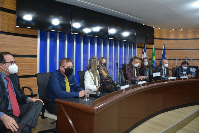 Imagem Dia do Advogado é celebrado com audiência pública na Câmara Municipal