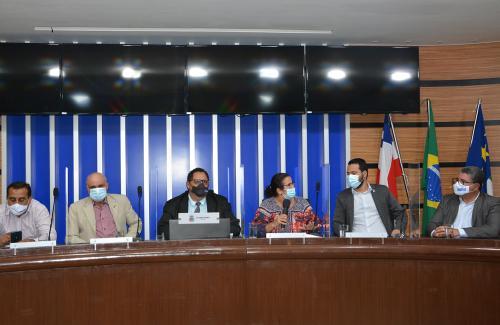 Imagem Audiência Pública discute Projeto de Lei de Diretrizes Orçamentárias para 2022