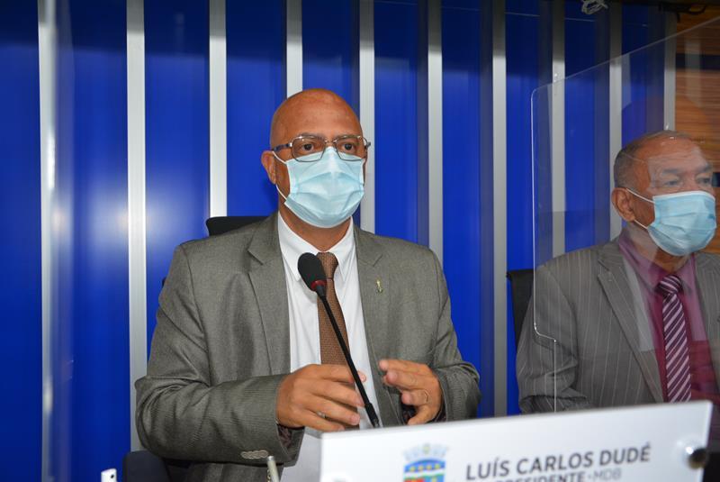 Imagem Dudé reafirma parceria com ACM Neto e defende candidaturas locais ao legislativo federal e estadual
